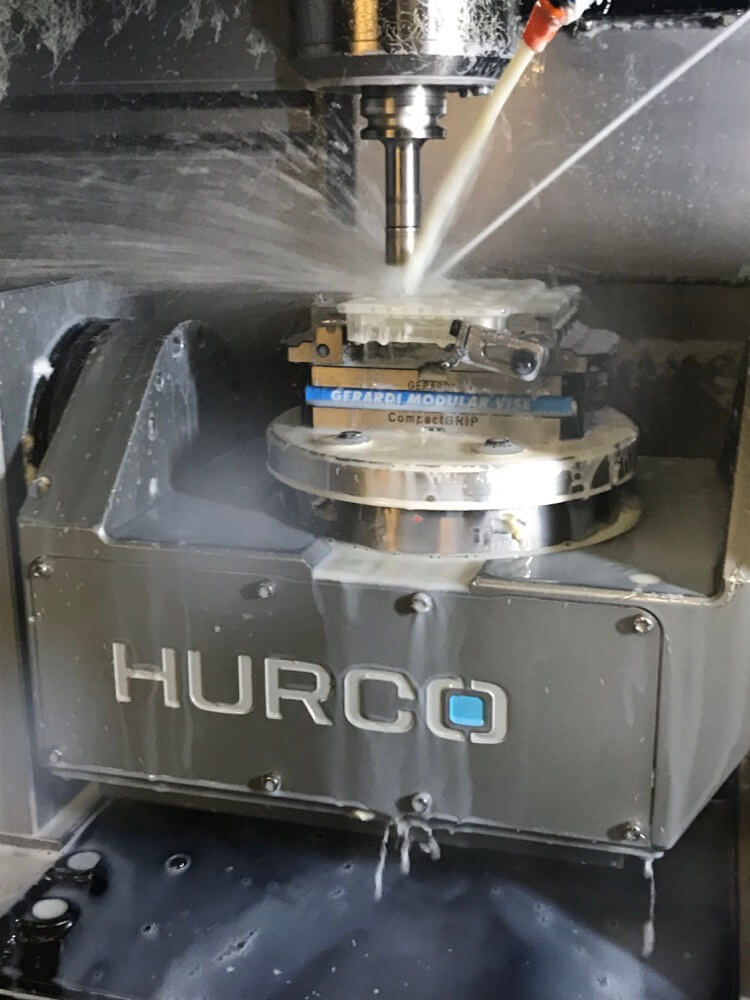 3 & 5 Axis Plastic Milling & Cutting